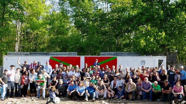 New England Basque Club Gathered for 2017 Jai-Aldi